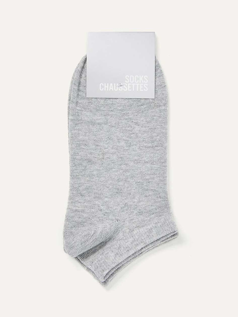 Pair of Heather Ankle Socks