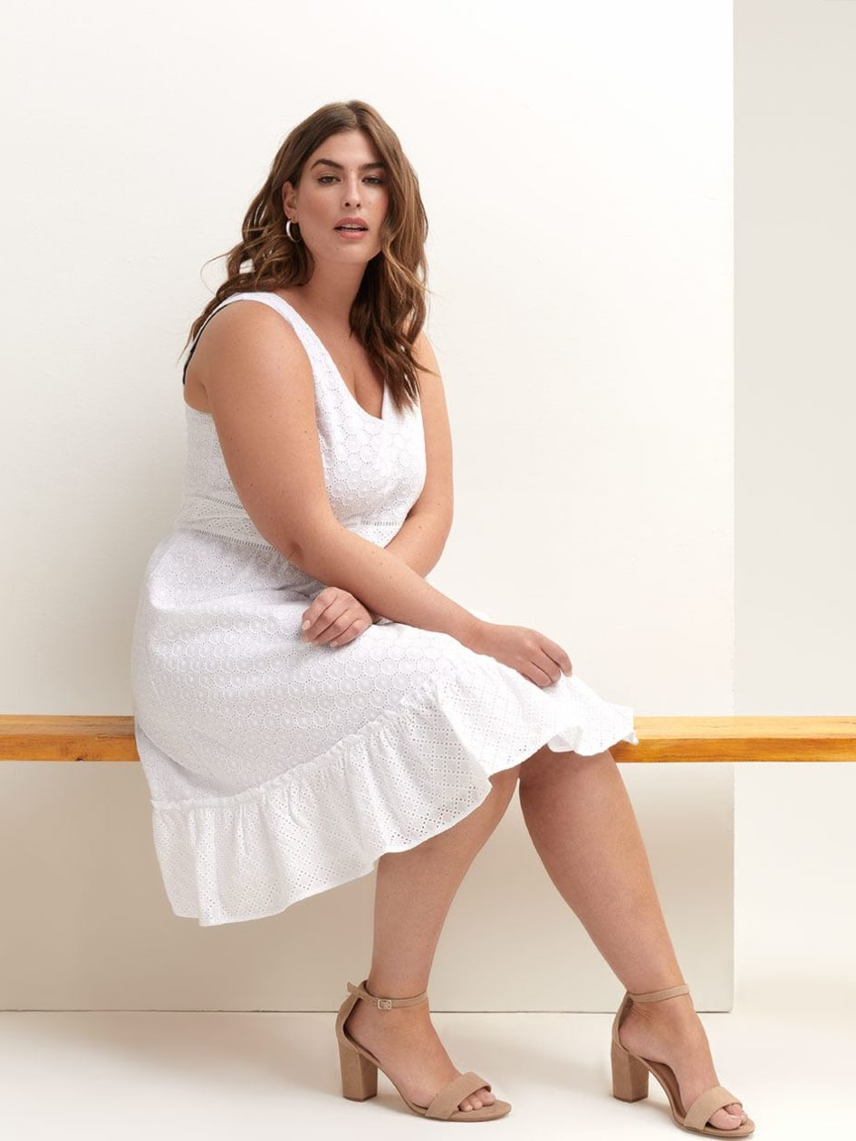 a13db72196fcd Women's Plus Size Casual & Day Dresses | Addition Elle US