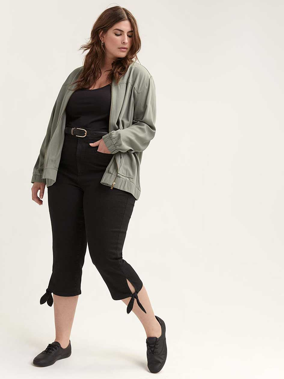 55d2ae74882b Plus Size Jackets & Blazers | New Arrivals | Addition Elle
