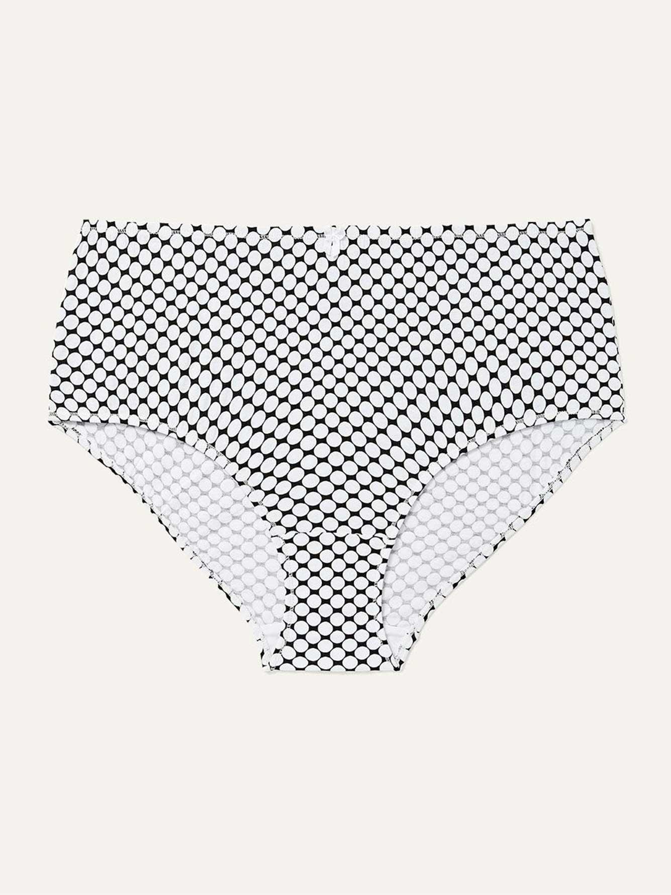 475c87195f7d7 Printed Cotton Brief Panty - ti Voglio