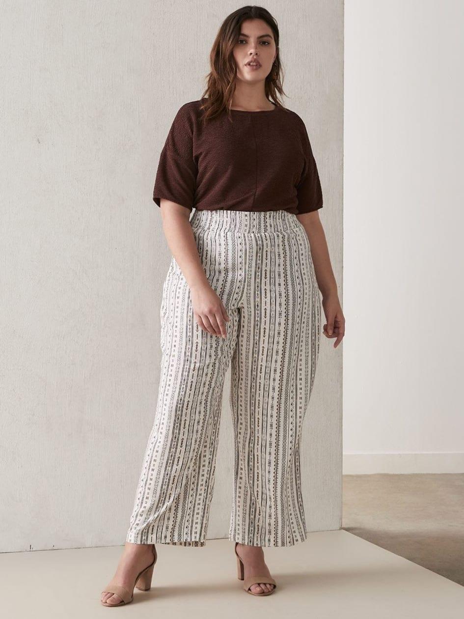 5318ac2c52 Women's Plus Size Pants| Addition Elle
