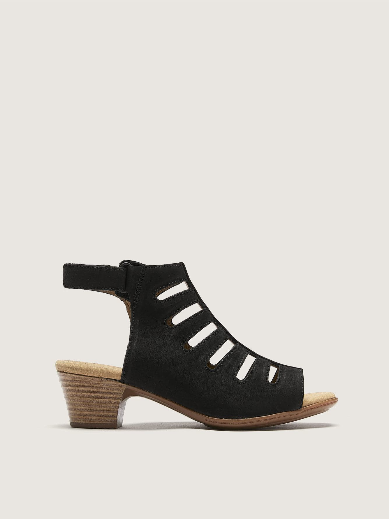 Valarie Clarks Heel Sandals High Wide Shelly mvwNO80n