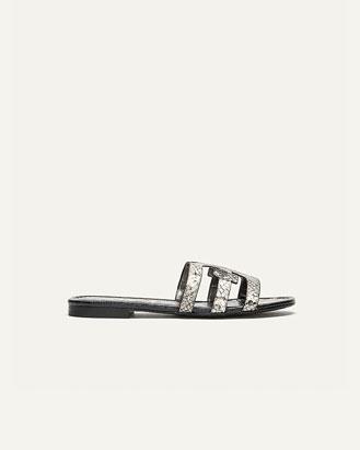 Leather sandals - Sam Edelman