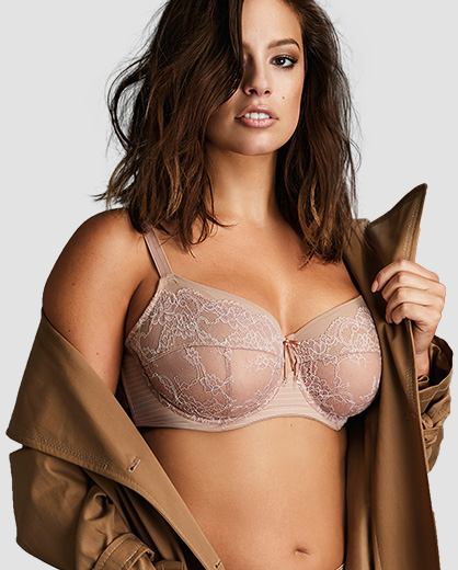 Ashley Graham fatal attraction bras