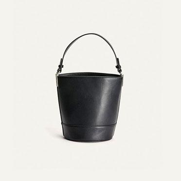 Structured handbag