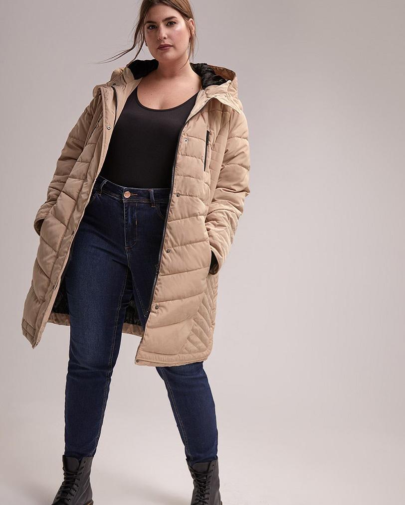 Fuller Winter Coat