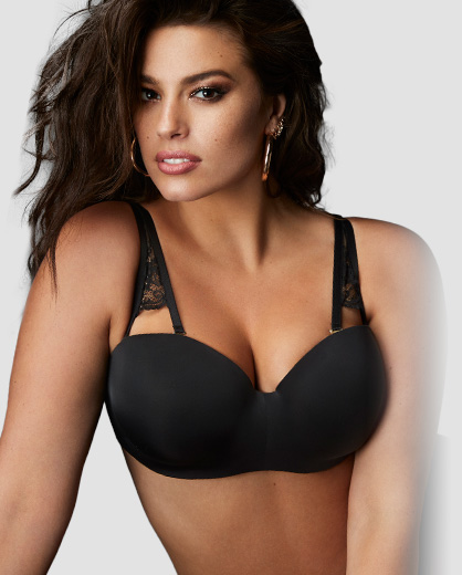 Ashley Graham multiway