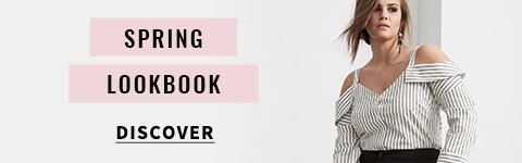 Spring lookbook discover