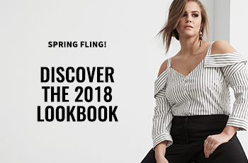 Spring Fling! Discover the 2018  Lookbook.