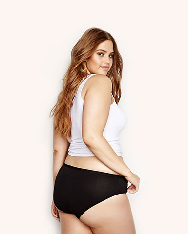 women's plus size underwear & panties | addition elle